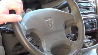 0 How To Replace Your Cruise Control Switch On A Dodge Ram