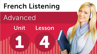 French Listening Comprehension - Reserving Tickets to a Play in French