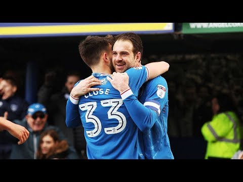 Highlights: Portsmouth 3-0 Oxford United