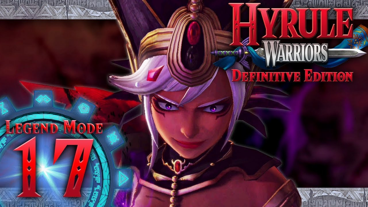 Hyrule Warriors Definitive Edition Part 17 Shining Beacon Valley Of Seers Youtube