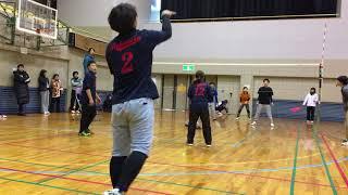🏐 2018/02/12 beko cup chores vs rokunaka ② 【ソフトバレー】