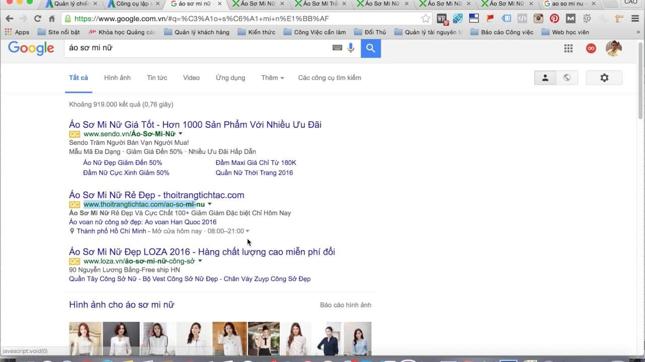 Chiến Lược Giá Thầu – Google Adwords – MOA