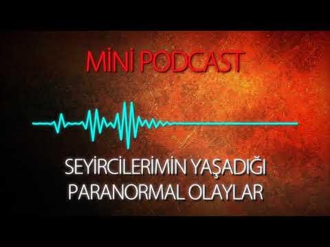 MP - Seyircilerimin Yaşadığı Paranormal Olaylar