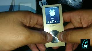 Mymahdi MP4 Player 8GB M220 (Review)