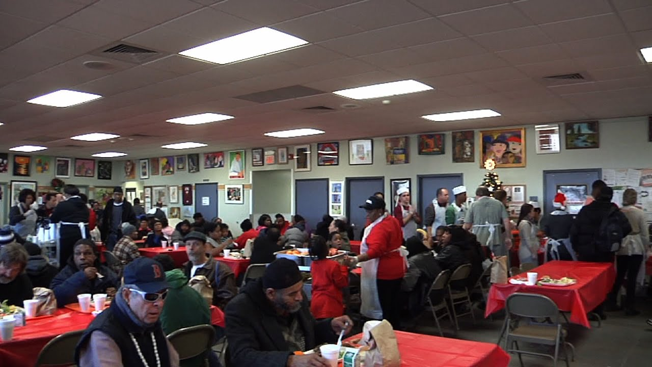 Many Volunteer At Trenton Area Soup Kitchen To Provide Christmas Dinner    YouTube Ideas