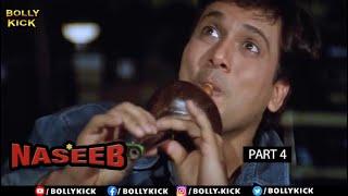 Hindi Movies 2020 | Naseeb Part 4 | Govinda Movies | Mamta Kulkarni | Kader Khan | Action Movies
