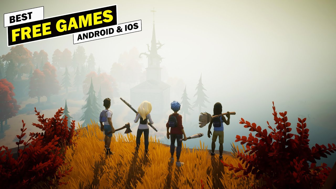 Top 10 FREE Games For Android & iOS Of July 2021 | Best New Android Games