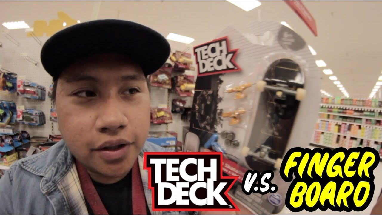 32MM TECHDECK VS FINGERBOARD