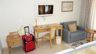 Полезные советы туристам и обзор номера в отеле Movenpick Resort & Marine Spa Sousse 5* Сусс Тунис