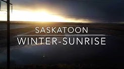 Copy of Sunrise & sunset at saskatoon ❤️❤️❤️ company ft- justin bieber