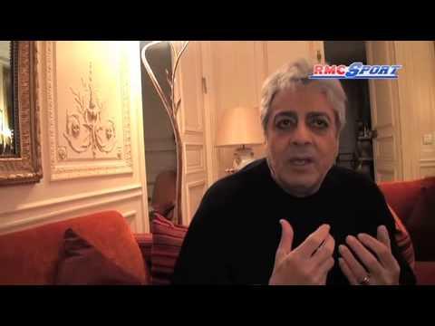 Enrico Macias raconte sa soirée avec les parisiens