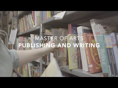 Publishing And Writing Graduate Program At Emerson College