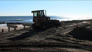 NJ Beach Replenishment Project Begins