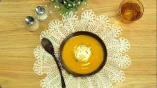 Video & Recipe 001 - Pumpkin Soup
