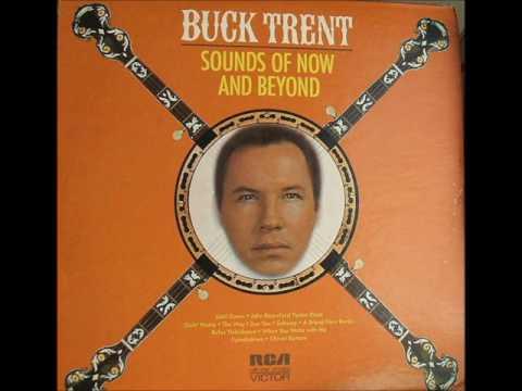 Buck Trent  A Brand New Banjo