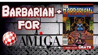 Barbarian + ( Enhanced Amiga Game)