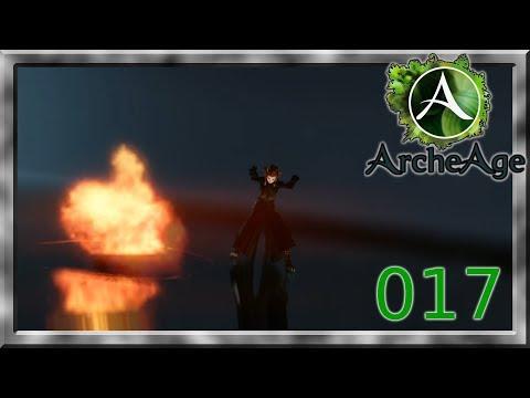 ArcheAge 017 - Wir dürfen für den Schmied arbeiten!