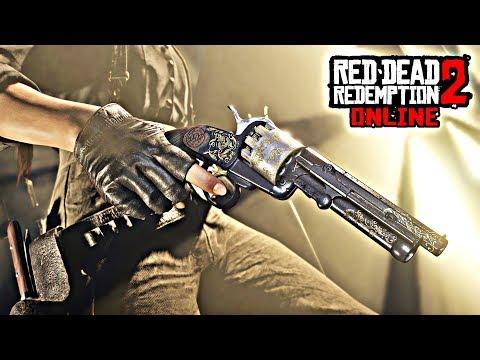 """NOUVEAU DLC """"REVOLVER LE MAT"""" RED DEAD ONLINE"""