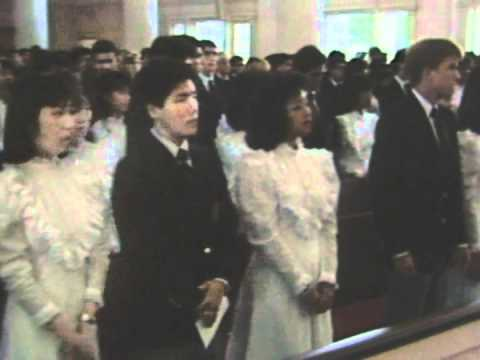 1987 Punahou School Baccalaureate Services (May 31, 1987)