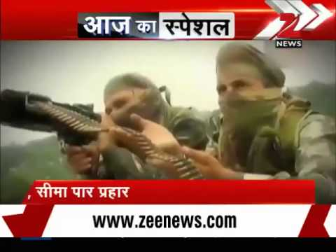 Manipur attack: Indian army hunts down militants in Myanmar