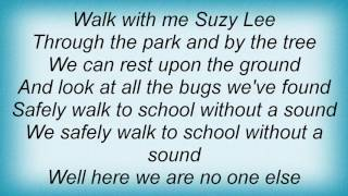Jack Johnson - We're Going To Be Friends Lyrics