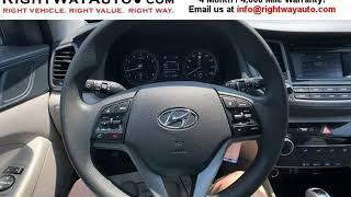 2017 Hyundai Tucson SE Used Cars - Bangor,ME - 2018-06-22