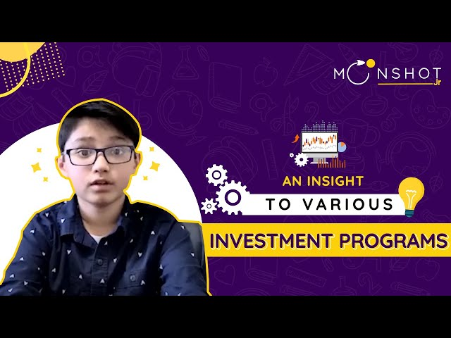 Entrepreneurship Development #29: Investment Programs