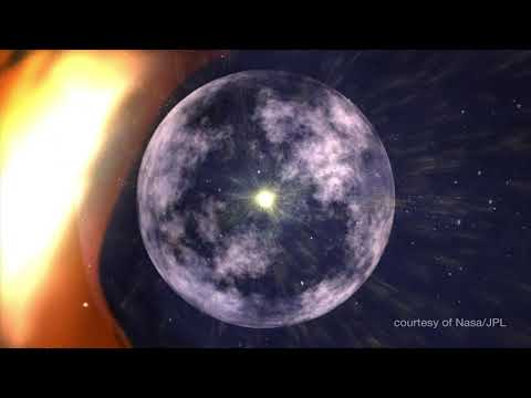 Mapping the Heliosphere for the first time