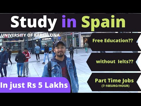 WHY STUDY IN SPAIN ?? 🇪🇸 PART 1