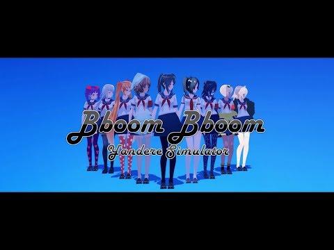 Bboom Bboom M.V Cover - Yandere Simulator