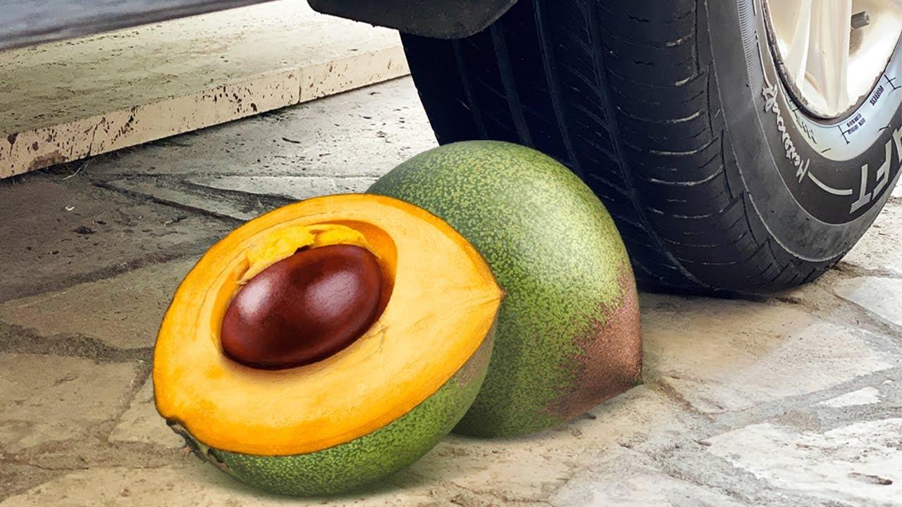 Experiment Car vs Giant Coca Cola, Big Chupa Chups || Crushing Crunchy & Soft Things by Car |
