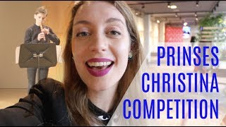 Behind the Scenes at the Prinses Christina COMPETITION! | Team Recorder