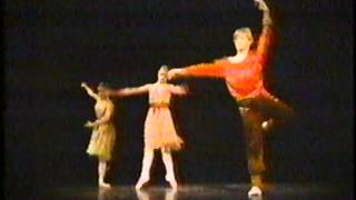 Baryshnikov in America - Push comes to shove Part1