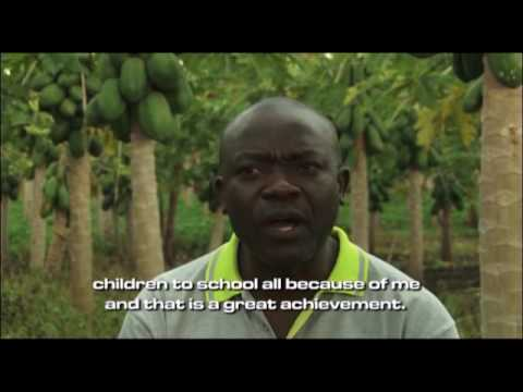 Uganda's Best Farmers and Women achievers 2013 part B