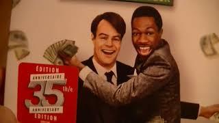 Présentation (unboxing) du film Trading places 35th Anniversary en format Blu-ray