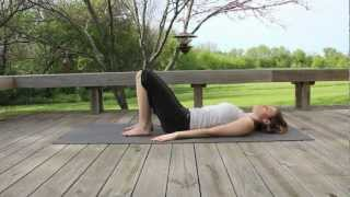 Yoga For Beginners: Stretch Your Spine