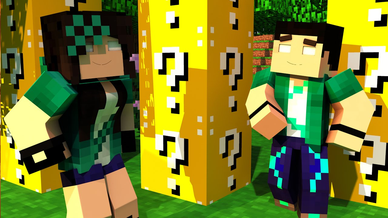 Minecraft Com The Game : Minecraft com namorada a jogada mais incrÍvel pvp