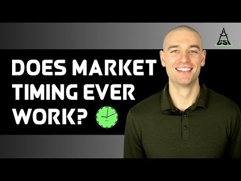 Does Market Timing Ever Work?