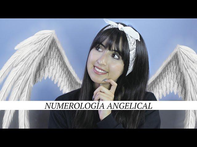 Mensajes de mi ángel mediante números