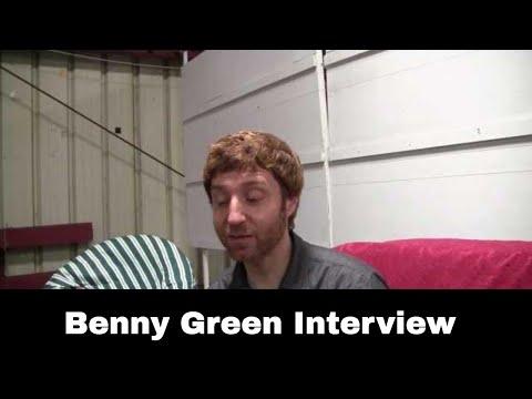 Benny Green Interview