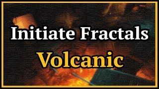 Guild Wars 2 Initiate Fractals Volcanic