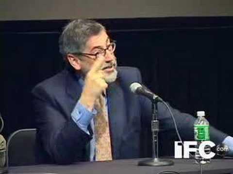 "John Landis on ""Directing Robert De Niro"""