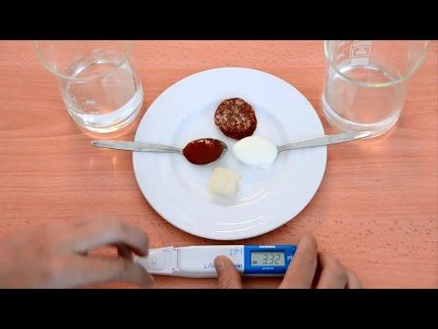 Measuring Food pH With The Horiba PH22 pH Meter