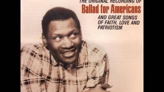 Paul Robeson - Shenandoah