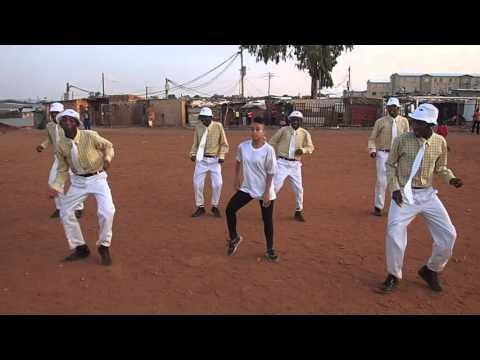 JIKA BOYS - Jika   Nadiah NfuZion X Via VYNDAL Pantsulas