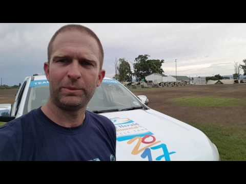 Herald Continental Cycle Tour race briefing - 30km MTB