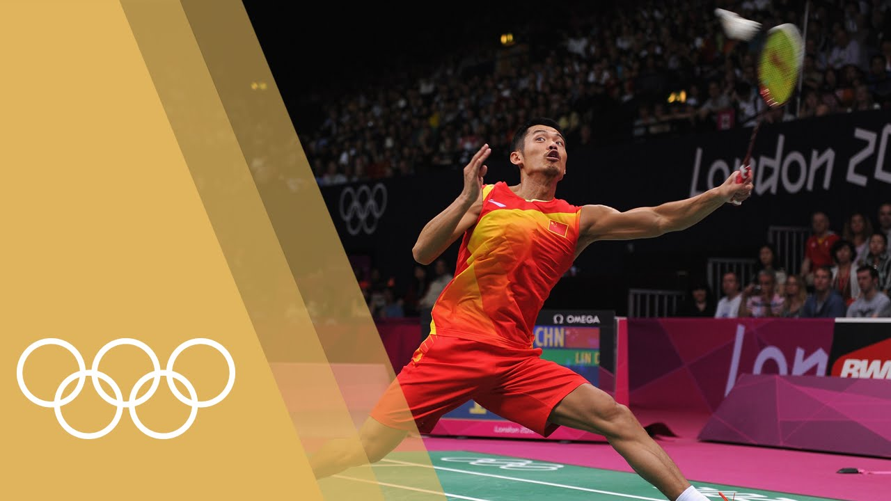 Lin Dan [CHN] - Men's Badminton | Champions of London 2012 ...