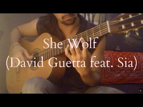 15. She Wolf (David Guetta) - Classical Guitar by Luciano Renan