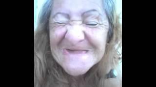 Настоящая баба яга