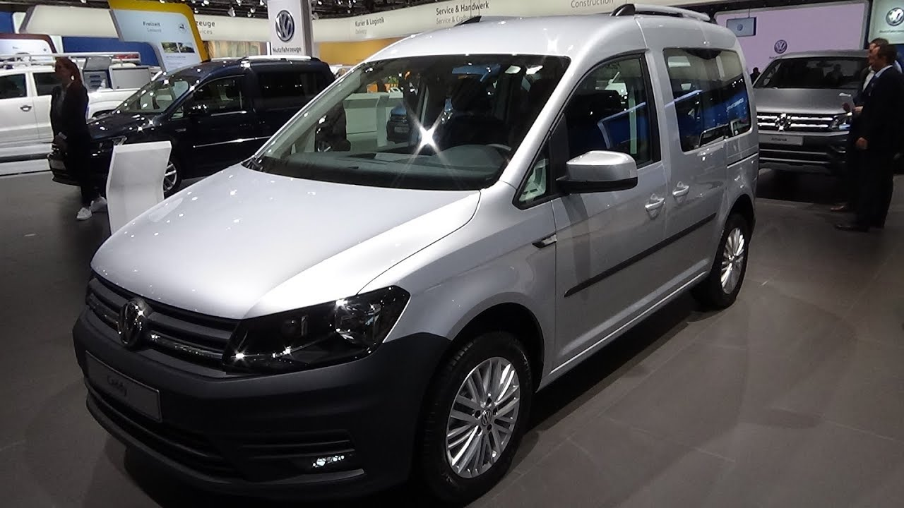 2019 Volkswagen Caddy Trendline Exterior And Interior Iaa